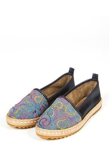 Nemesis Shoes Ayakkabı Lacivert